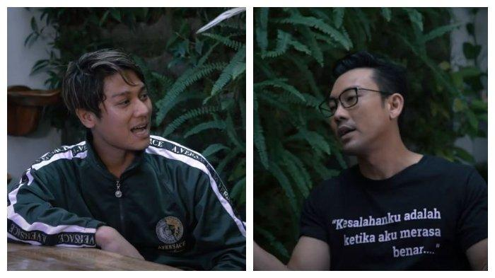 Kolase Rizky Billar dan Denny Sumargo, Jumat (13/11/2020).