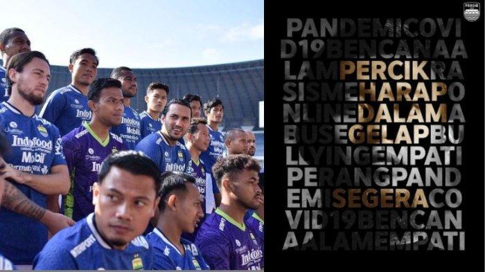 Hari yang Ditunggu Bobotoh Tiba, Persib Bandung akan Launching Jersey Ketiga, Berikut Bocorannya