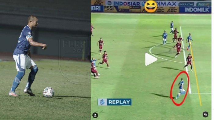 Lihat Video Kontroversi Offside Persib Bandung saat lawan Borneo FC, Robert Alberts Soroti Wasit