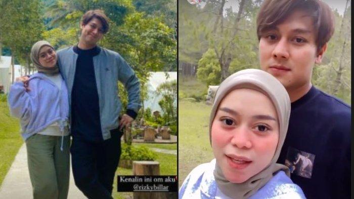 Hanya Ingin Senangkan Lesti, Rizky Billar Rela Rogoh Kocek Sewa Area Resort agar Romantis Jadi Suami