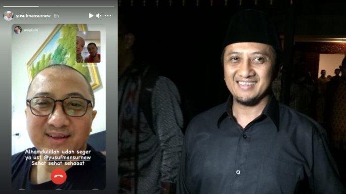 Kondisi Terkini Ustaz Yusuf Mansur yang Sempat Mengalami Drop dan Harus Transfusi Darah
