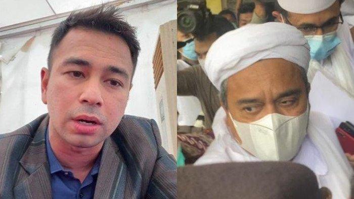 Bandingkan Nasib Habib Rizieq dan Raffi Ahmad, Refly Harun: Kita Harus Jujur, Tidak Bisa Disamakan
