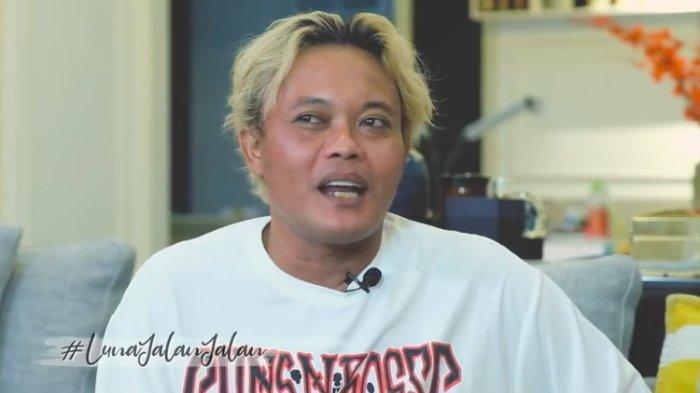 Komedian Sule menjadi tamu di kanal YouTube Luna Maya
