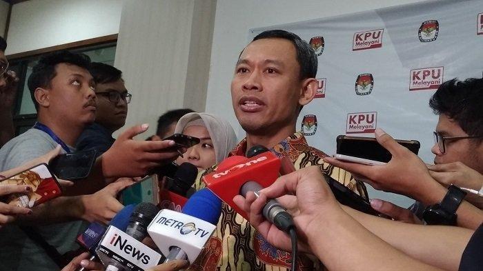 BPN Minta MK Berhentikan Ketua dan Komisioner KPU, Pramono Ubaid Tanthowi: Itu Kewenangan DKPP