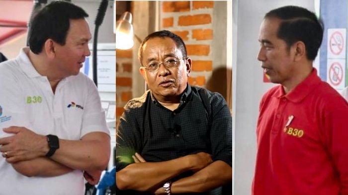 Said Didu Sebut Alasan Jokowi Ingin Libatkan Ahok di Ibu Kota Baru: Saling Memegang 'Kunci'