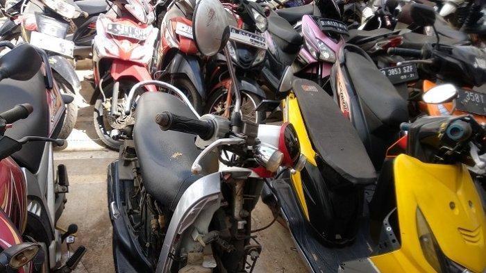 Wabah Corona Buat Omset Penjualan Motor Bekas Menurun Tajam, Jelang Puasa Biasa Ramai Kini Sepi