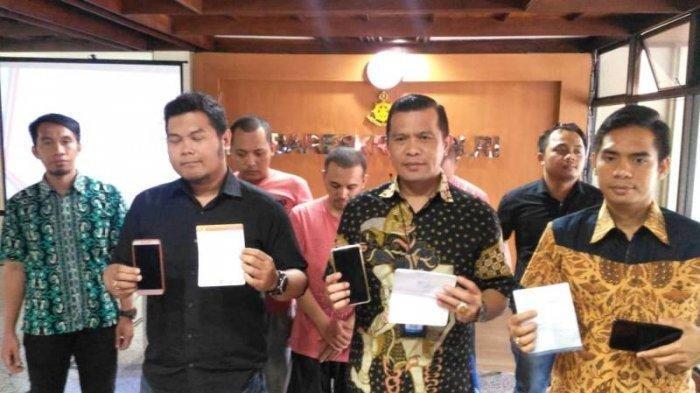 Polisi Bongkar Sindikat Penipuan yang Manfaatkan Cashback Bukalapak, Kerugian Rp 70 juta Terungkap