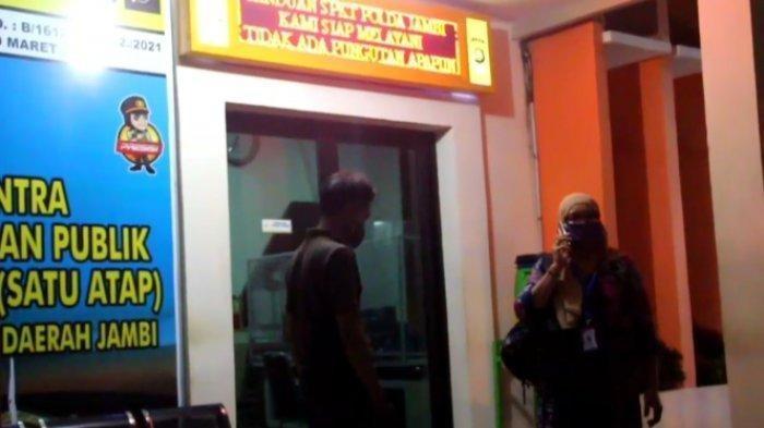 Viral Dituding Hajar Warga saat Razia Prokes, Satpol PP Jambi: Medsos Tidak seperti Sebenarnya
