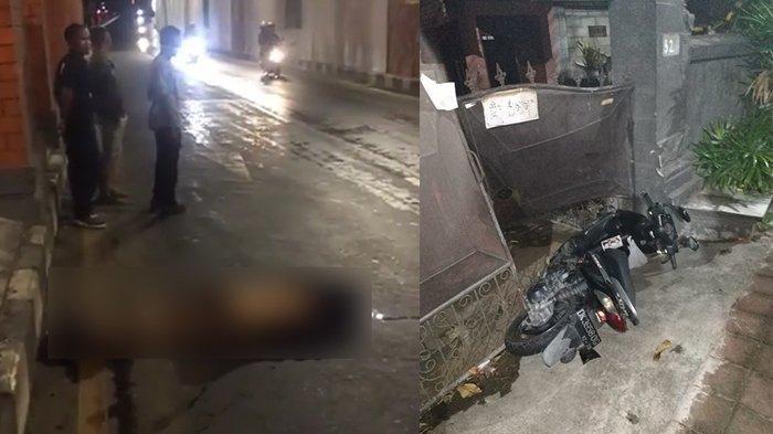 Korban Tewas Setengah Telanjang di Underpass Ngurah Rai, Korban di Roda Depan Sebelah Kanan