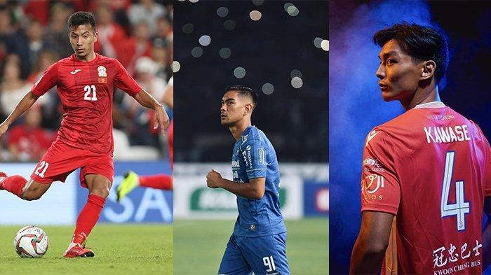 Omid Nazari Jadi Standar Dalam Pemilihan Pemain Tengah Anyar Persib Bandung, Kawase atau Farkhat?