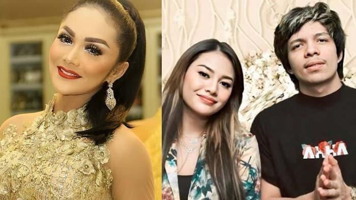 Krisdayanti mengaku belum mendapat kabar dari Aurel yang akan menikah dengan Atta Halilintar.