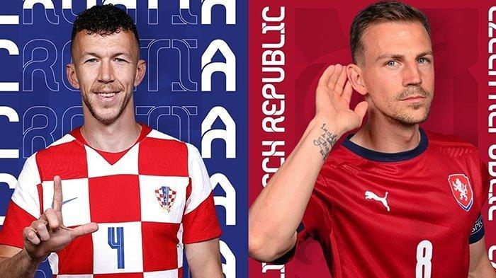 Update Skor Kroasia Vs Ceko: Ada Insiden Berdarah, Patrick Schick Cetak Gol dari Penalti