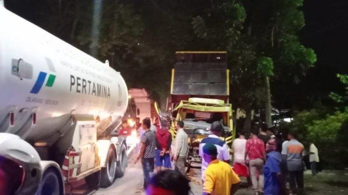 Penjelasan Polisi soal Kecelakaan Truk Timpa Odong-odong di Binjai, Renggut Nyawa Bocah 7 Tahun