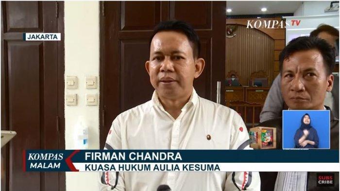 Dihukum Mati, Aulia Kesuma Ajukan Banding Termasuk Minta Tolong Jokowi, Harap Vonis Mati Dihapus