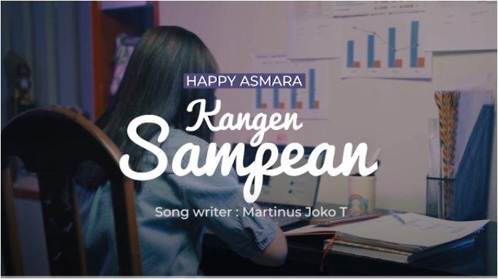 Kunci (Chord) Gitar dan Lirik Lagu Kangen Sampeyan - Happy Asmara, Ngge Kowe sing Adoh Ning Kono