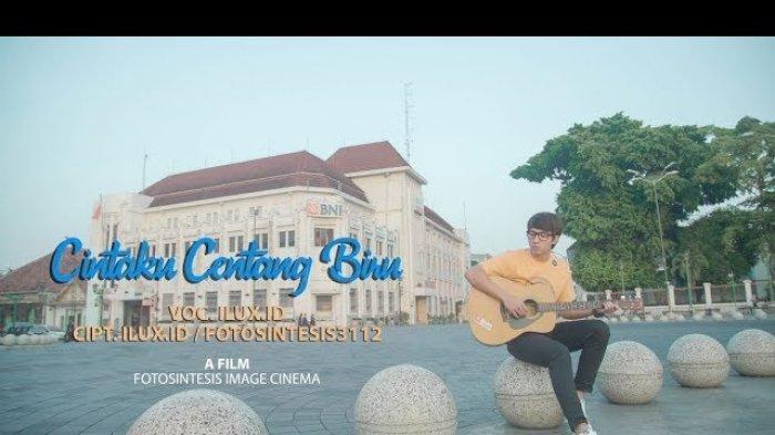 Kunci (Chord) Gitar dan Lirik Lagu Cintaku Centang Biru - ILUX ID: Kowe Ngilang Tak Goleki