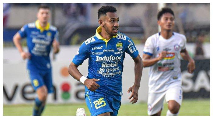 Jelang Piala Menpora 2021, Pemain Muda Persib Bandung Julius Josel Masih Beradaptasi dengan Tim