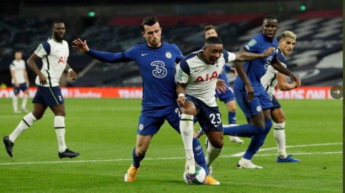 Jadwal Liga Inggris Pekan ke-10: Chelsea Vs Tottenham Hotspur, Brighton Vs Liverpool, Live Mola TV