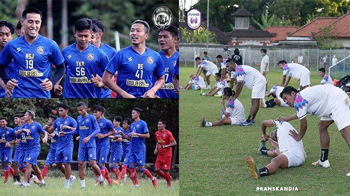 Uji Coba Rans Cilegon United Vs Arema FC Dikonsep secara Entertainment, Turut Hadirkan Jurnal Risa