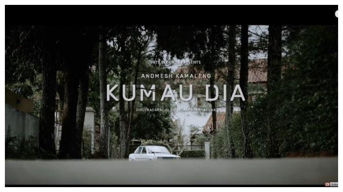 Kunci (Chord) Gitar dan Lirik Lagu 'Kumau Dia' - Andmesh Kamaleng, 'Tak Main-main Hatiku'