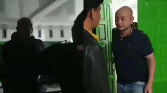 Viral Pelaku Penganiayaan Perawat RS Siloam Dijemput Polisi, Menurut dan Berkata Lemah Lembut