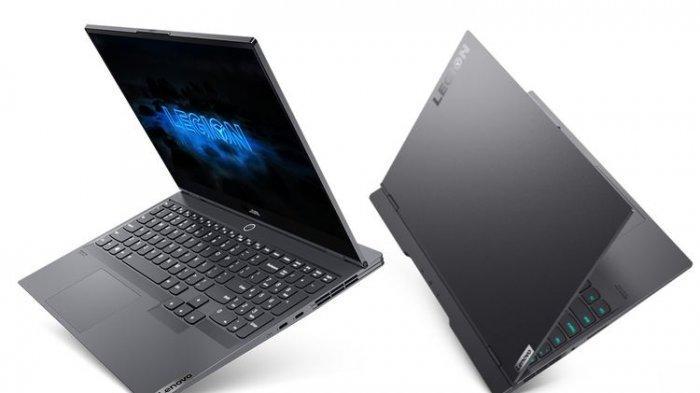 Cek Harga dan Spesifikasi LaptopGamingLenovo Legion Slim 7i, Terdapat Dua Ppsi RAM