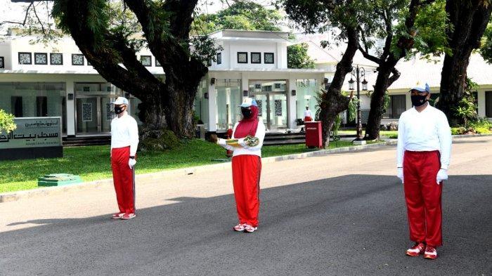 Inilah Link dan Petunjuk Cara Daftar Upacara Virtual HUT ke-75 RI 17 Agustus di Istana Merdeka
