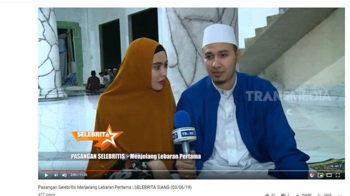 Habib Usman dan Kartika Putri