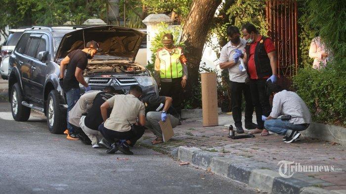 Ledakan di Menteng Termasuk Low Explosive, Polisi Sebut Tak Ada Kaitan dengan Terorisme