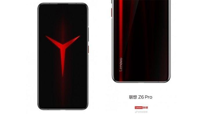 Lenovo Z6 Pro segera rilis pada 23 April 2019, simak bocoran spesifikasinya, Rabu (10/4/2019).