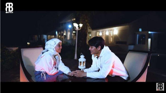 Lesti Kejora dan Rizky Billar menghabiskan momen romantis berdua, Selasa (20/7/2021).