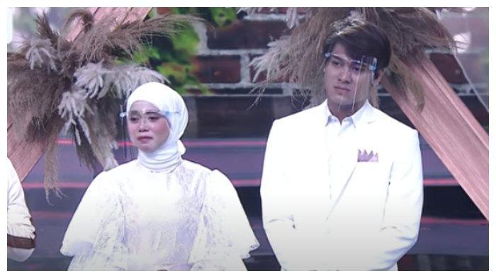 Lesti Kejora dan Rizky Billar terharu dengarkan wejangan dari Soimah, Sabtu (29/5/2021).