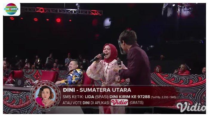 Lesti Kejora dan Rizky Billar dalam tayangan YouTube Indosiar, Senin (7/9/2020).