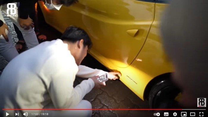 Merasa Bersalah Sudah buat Mobil Rizky Billar Lecet, Lesti Kejora: Langsung Kringet Dingin Dedek