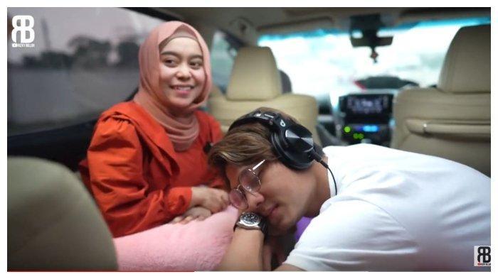 Rizky Billar dan Lesti Berlinang Air Mata Nyanyi Lagu 'Terlena', Irfan Hakim: Rasa Gak Bisa Bohong