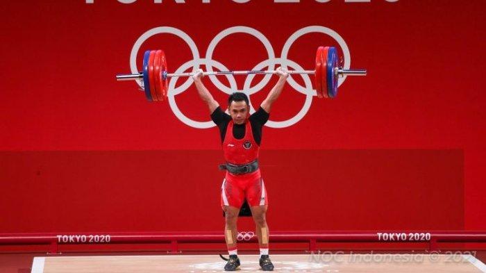 Update Perolehan Medali Olimpiade Tokyo 2020, Jepang Ambil Alih Puncak, Indonesia Merosot