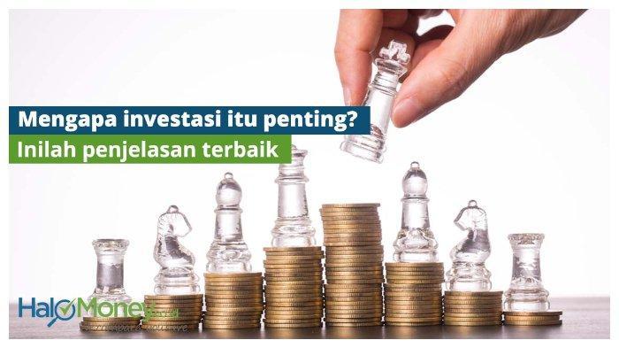 Lima Alasan Anda Perlu Investasi Sejak Muda