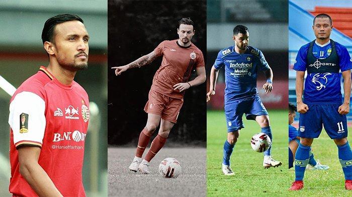 Duel Lini Tengah Mewah Persib dan Persija di Final Piala Menpora 2021, Ini Profil Lengkapnya