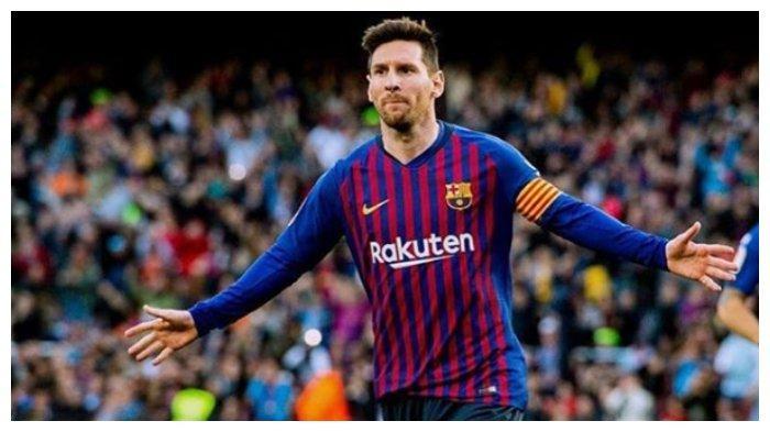 Lionel Messi Punya Rekor Baru