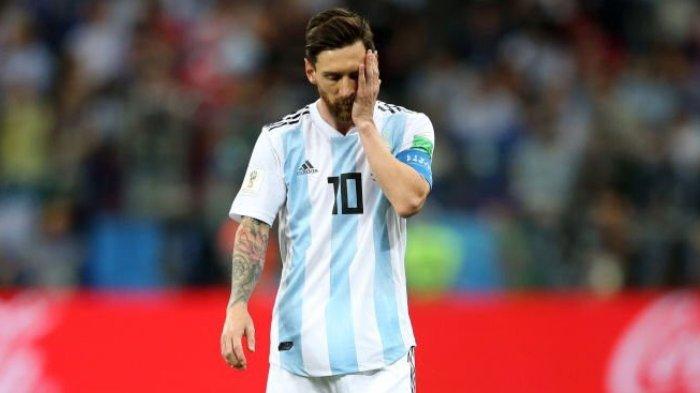 Tak Ada Nama Lionel Messi, Pemain Muda Argentina Ini yang Jadi Top Scorer Pasca-Piala Dunia 2018