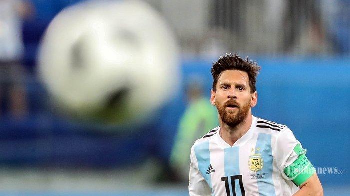 Maradona Minta Lionel Messi agar Pensiun dari Timnas Argentina