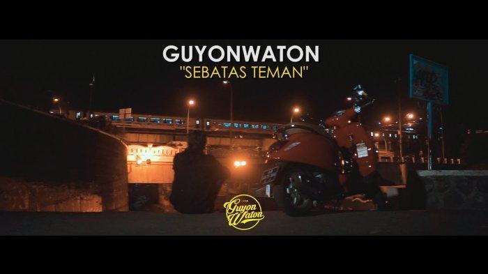 Chord Gitar dan Lirik Lagu Sebatas Teman - Guyonwaton, Videonya Trending di YouTube