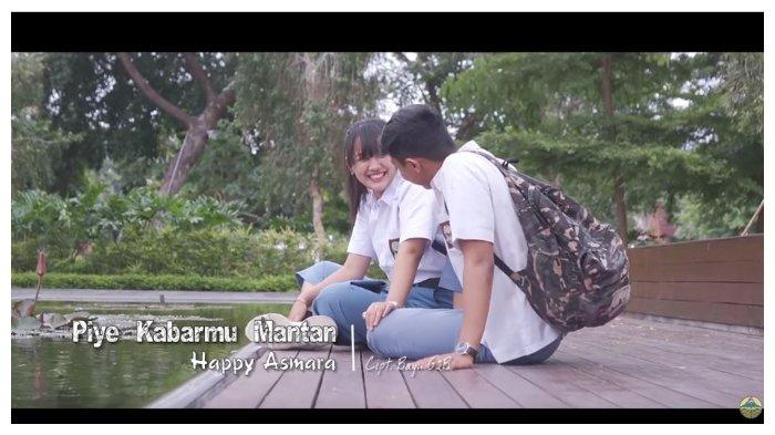 Lirik dan Kunci (Chord) Gitar Lagu 'Piye Kabarmu Mantan' - Happy Asmara, 'Aku Sing Tau Ngukir Crito'