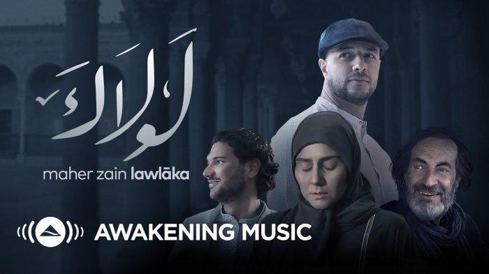 Lirik dan Terjemahan Indonesia Lagu Lawlaka - Maher Zain