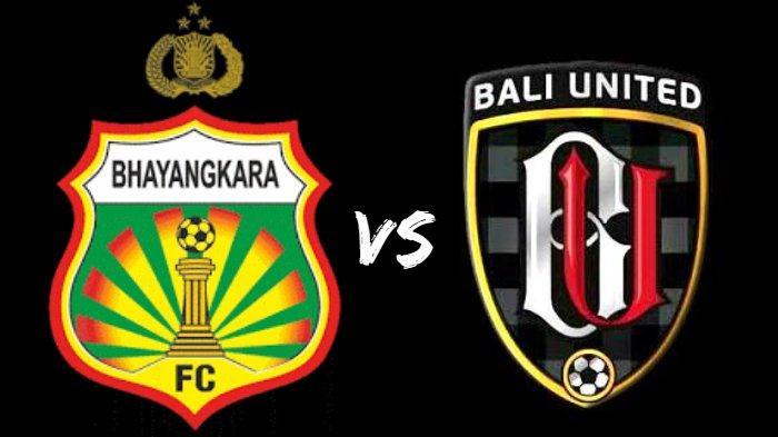 Bhayangkara FC Lolos 8 Besar Piala Presiden 2019 seusai Kalahkan Bali United dengan skor 4-1