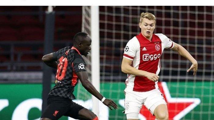 Jadwal Liga Champions Malam Ini: Shakhtar Donetsk Vs Real Madrid, Liverpool Vs Ajax, Live SCTV