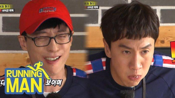 Lee Kwang Soo dan Yoo Jae Suk