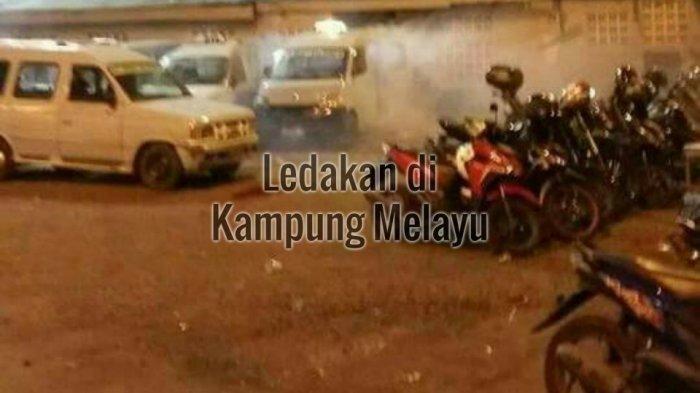 Fakta-fakta Ledakan di Terminal Kampung Melayu, No 4 Paling Ngeri!