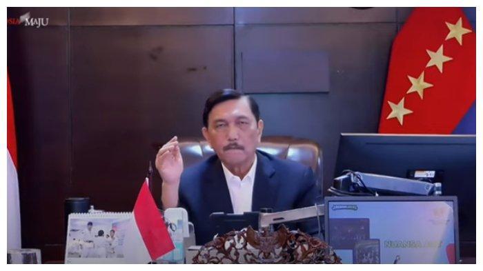 Luhut Binsar Pandjaitan sebut telah siapkan skenario terburuk penanganan Covid-19.