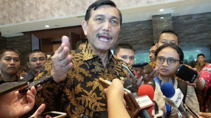 Kerusuhan 22 Mei Disamakan dengan 1998, Luhut: Beda, yang Cinta Jokowi Banyak